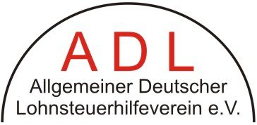 ADL Lohnsteuerhilfeverein Logo