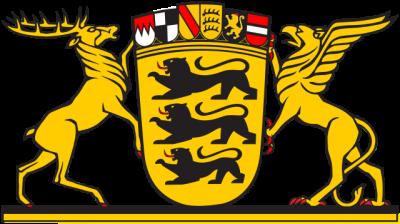 ADL Allgemeiner Deutscher Lohnsteuerhilfeverein - Flagge - Baden-Württemberg