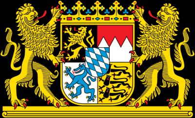 ADL Allgemeiner Deutscher Lohnsteuerhilfeverein - Flagge - Bayern